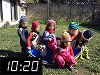 Crèche Chatou, Crèche associative Chatou, Crèche associative, Le Jardin des Petits soleils, Journée du Petit Soleil