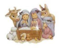 Crèche Chatou, Crèche associative Chatou, Crèche associative, Le Jardin des Petits soleils, Chansons, Il est né le divin enfant