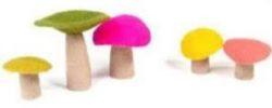 Crèche Chatou, Crèche associative Chatou, Crèche associative, Le Jardin des Petits soleils, Chansons, J'ai ramassé des champignons
