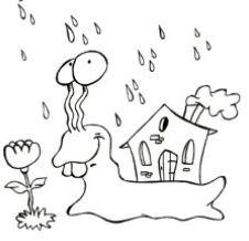 Crèche Chatou, Crèche associative Chatou, Crèche associative, Le Jardin des Petits soleils, Chansons, Petit escargot