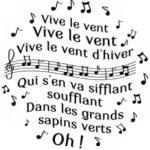 Crèche Chatou, Crèche associative Chatou, Crèche associative, Le Jardin des Petits soleils, Chansons, Vive le vent