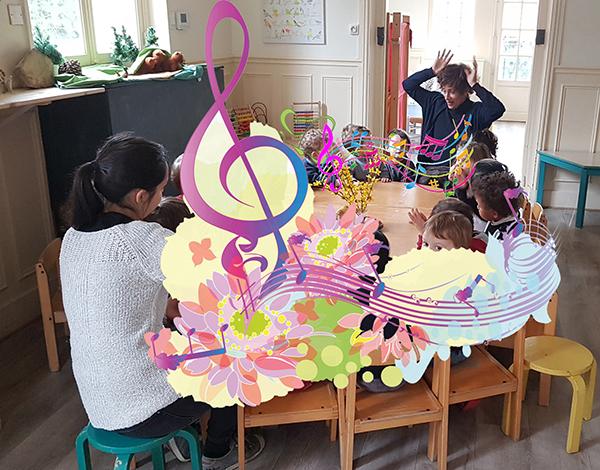 Les Chansons des Petits Soleils