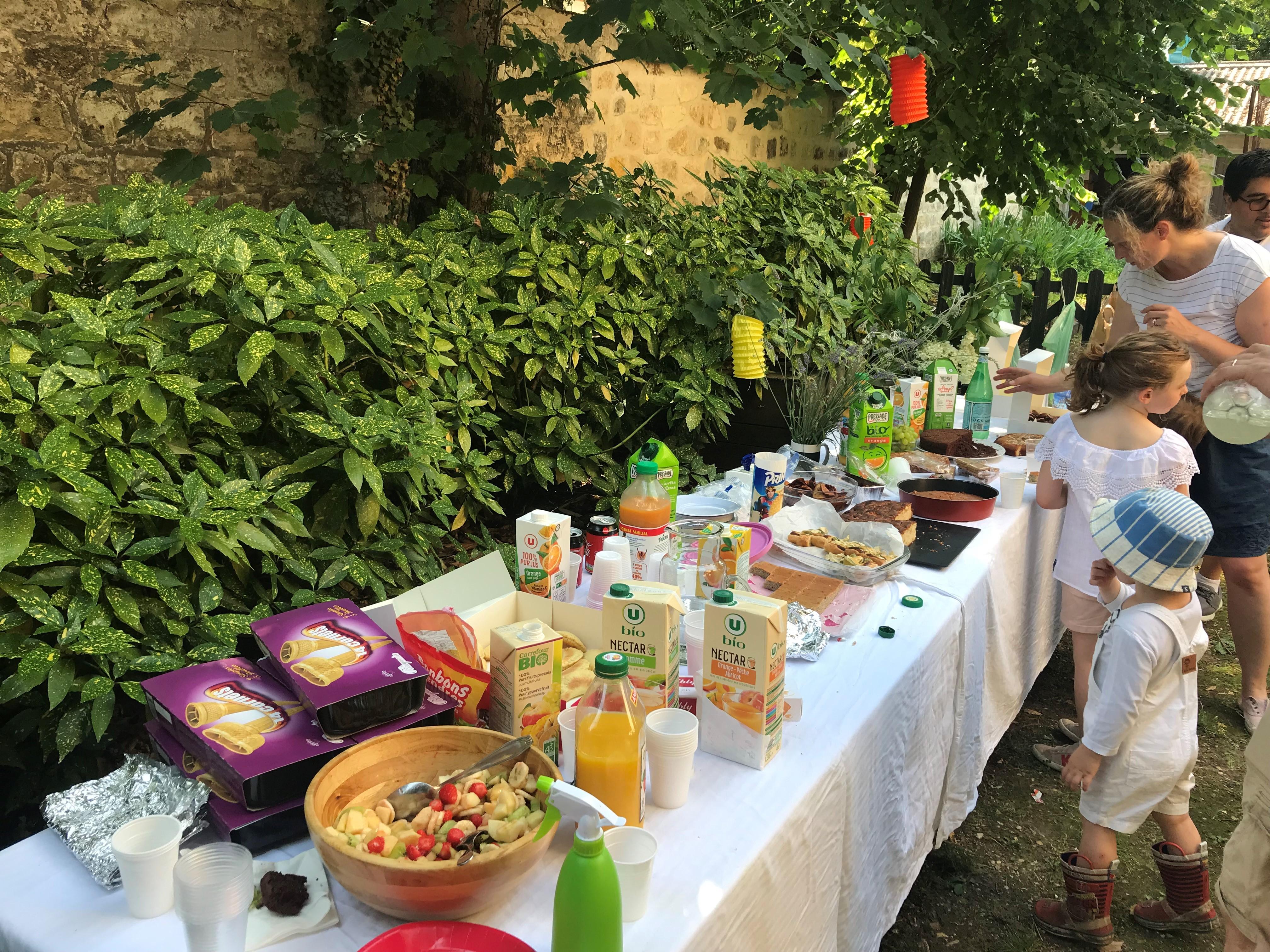 Crèche Chatou, Crèche associative Chatou, Crèche associative, Le Jardin des Petits Soleils, Fête de fin d'Année & Linda